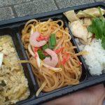 タイ料理食べ歩き!カオマンガイ・タイ風焼きそば・ガイヤーン(焼き鳥)を満喫してきたよ。【タイフェス仙台】